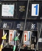 Розничные цены на топливо вновь заморожены