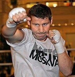 Султан Ибрагимов согласен драться с Владимиром Кличко
