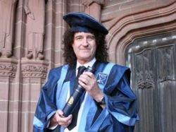 Гитарист Queen Брайан Мэй назначен почетным ректором британского университета