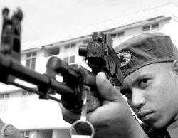 Куба готовится к войне с США