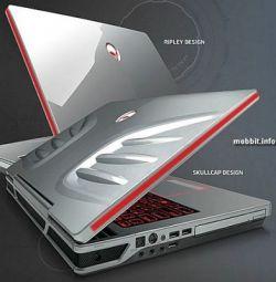 Alienware Area-51 m15x и m17x– самые мощные ноутбуки из когда-либо существовавших (фото)