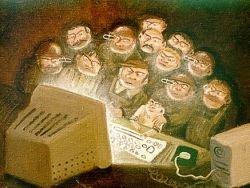 10 русскоязычных корпоративных блогов - сравнительный анализ