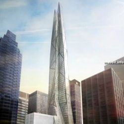 75-этажный небоскреб для Манхэттена (фото)