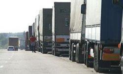 На пересечение российской границы автомобилисты тратят 20 часов