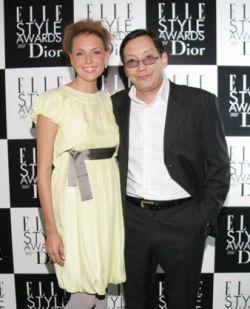 Первое вручение премии Elle Style Awards в России  (фото)