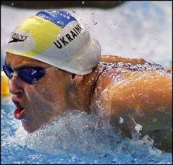 Объявили имя лучшего пловца 2007 года в США: им стал Майкл Фелпс