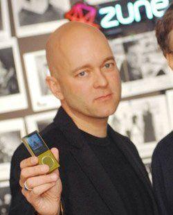 Руководитель разработки Zune Джей Аллард критикует iPhone