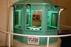 Камера исполнения смертной казни в Калифорнии (фото)