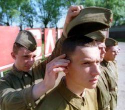 Офицеров запаса перестанут призывать в армию