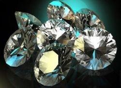 В аэропорту нашли 6 килограммов алмазов