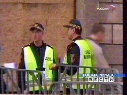 Саперы эвакуировали мину из канцелярии премьер-министра Польши Дональда Туска