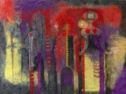 Найденная в куче мусора картина Руфино Тамай продана за миллион долларов