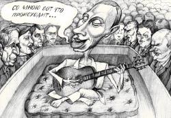 Сегодня в Лужниках состоится Шоу Владимира Путина