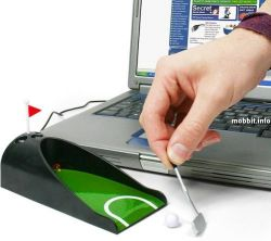 USB-гольф – простенькая офисная забава