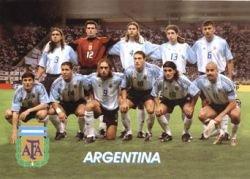 Сборная Аргентины проиграла в отборочном матче чемпионата мира по футболу 2010