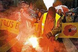 Забастовки во Франции и Германии могут сорвать новогодние туры россиян