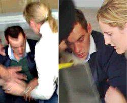 Актер Джонатан Риз-Майерс арестован в аэропорту Дублина в нетрезвом состоянии