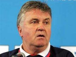 Гуус Хиддинк признал поражение в борьбе за путевку на Евро-2008