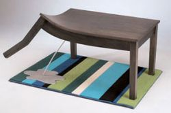 Мебель из «Красавицы и чудовища» от Straight Line Designs