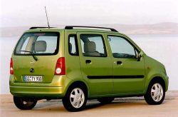 Новый автомобиль Opel Agila - экологически чистый, но не гибрид
