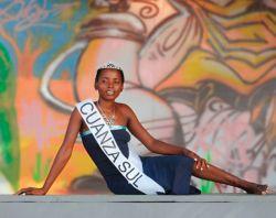 В Анголе выбирают «Мисс мину 2008» (Miss mina 2008) (фото)