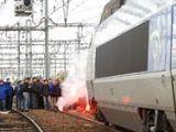 На Корсике по причине отключенных семафоров столкнулись два поезда