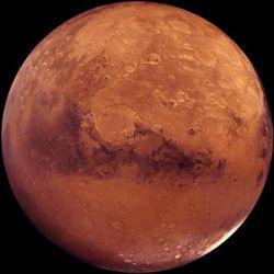 На Марсе обнаружили жизнь