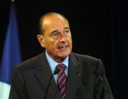 Жак Ширак был допрошен по делу о коррупции