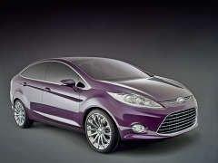 Концепт Ford Verve обретает восточные черты