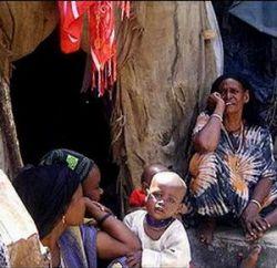 Сомали - 1 млн переселенцев внутри страны