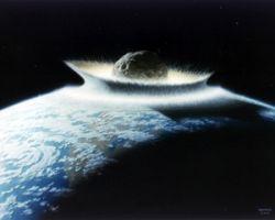 Угрожают ли астероиды земле?