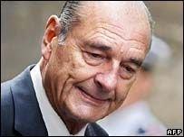 Деятельность Жака Ширака будет подвергнута официальному расследованию