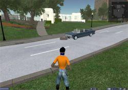Убийство президента Джона Кеннеди можно увидеть в Second Life