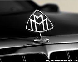 В Москве обнаружен угнанный Maybach-57