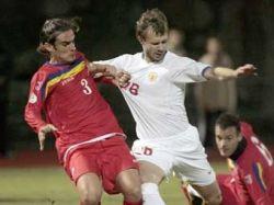 Сборная России по футболу пробилась на Евро-2008