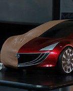 Дизайн будущей Mazda придумывали добровольцы