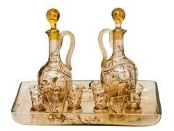 Новость на Newsland: Выставка стекла эпохи модерн открывается в Царицыно