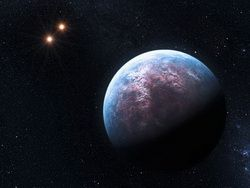 Новость на Newsland: Похожая на Землю экзопланета находится совсем рядом