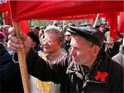 Новость на Newsland: В России растет число сторонников советского строя