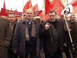 Почему в отчете ЦК съезду КПРФ нет ни слова об Илюхине?
