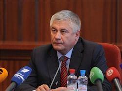 Глава МВД поддерживает идею смертных казней