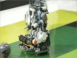 В Москве проходит фестиваль робототехники