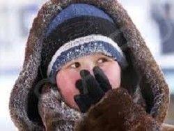 В трех областях России установились пятидесятиградусные морозы