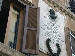 В римской квартире Гоголя откроют музей