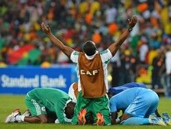 Нигерия завоевала Кубок Африки по футболу