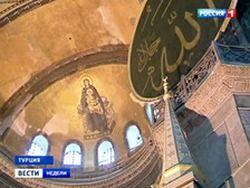 Исламизация Турции: мечеть вместо собора