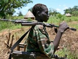 Власти Судана заключили перемирие с повстанцами