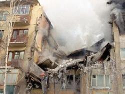 В Красноармейске рухнула стена 4-этажного дома