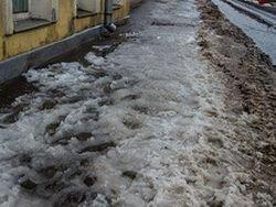 В Москве пока тепло, но морозы не за горами