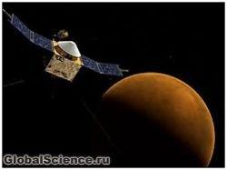 Начались испытания марсианского зонда Maven